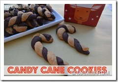 candy cane ricetta