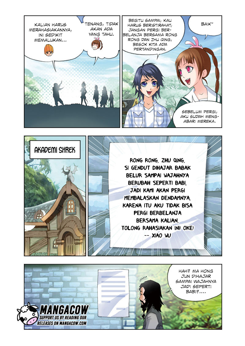 Baca Manga Soul Land Chapter 43 Komik Station