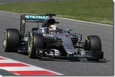 Lewis Hamilton conquista la pole del gran premio di Spagna 2016