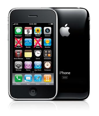 iPhone ohne Google