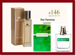 Парфюм FM 146 - LACOSTE - Lacoste Pour Femme