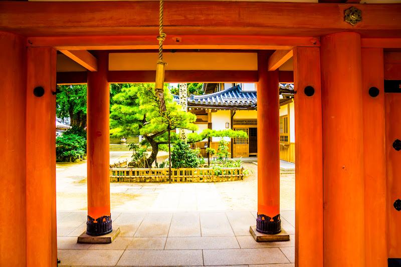 Shodoshima Island, Saikoji Temple 2