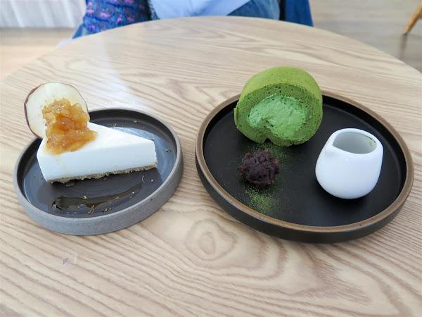 存在甜點 Exist Dessert -- 鹽埕埔站附近巷弄裡的甜點店,精緻甜點和優質咖啡、茶飲。