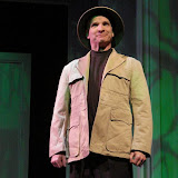"""Marty O'Connor in """"Time Flies"""" as part of THE IVES HAVE IT - January/February 2012.  Property of The Schenectady Civic Players Theater Archive."""