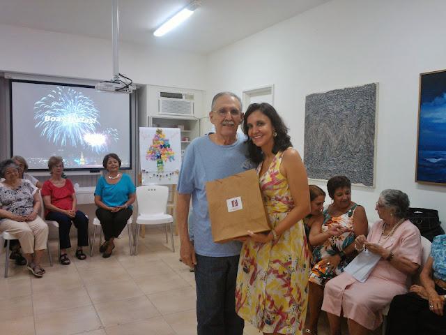 Confraternizacao 2013 - Historias do Meu Tempo (com Dra. Tania Guerreiro, a direita)