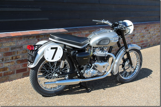 2e477bc994 The Dick Shepherd Triumph Collection   BikeWise 2017