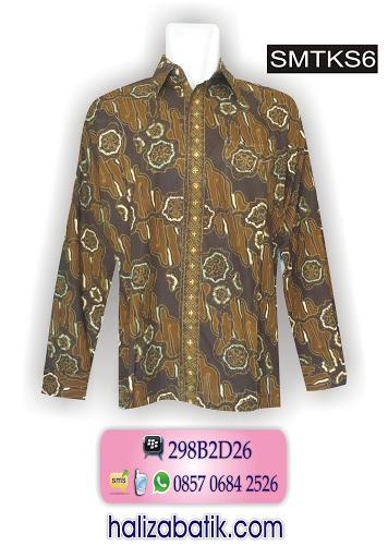 grosir batik pekalongan, belanja baju online, model batik pria