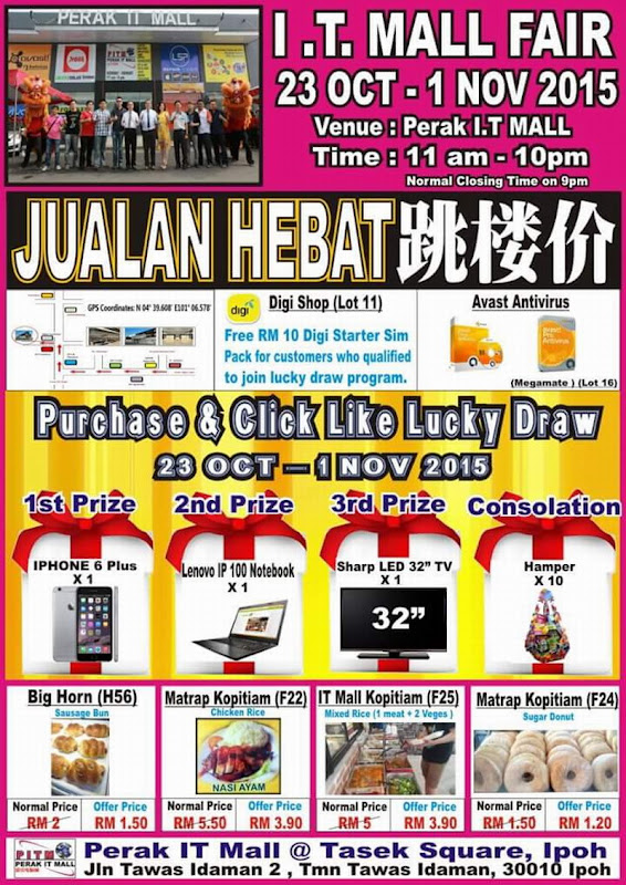 Perak IT Mall Fair