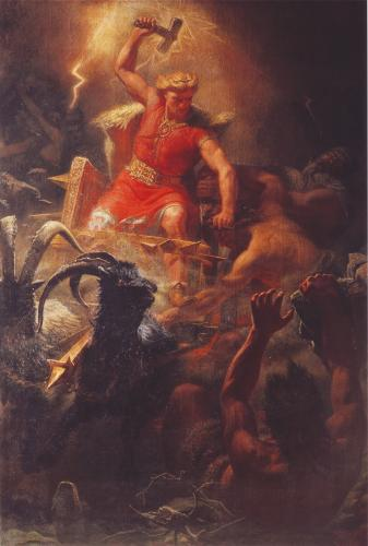 Thor, Gods And Goddesses 5