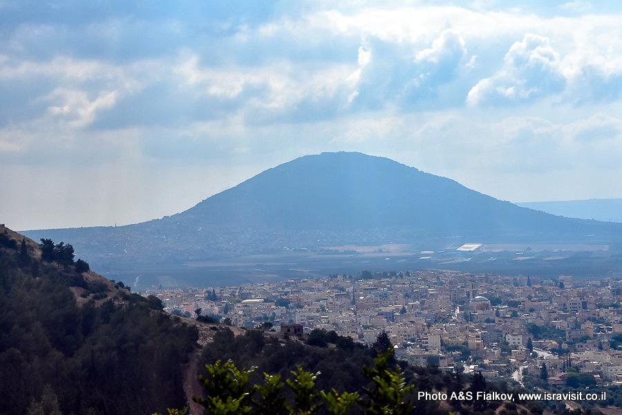 Гора Фавор. Экскурсия по Галилее. Экскурсовод Светлана Фиалкова.