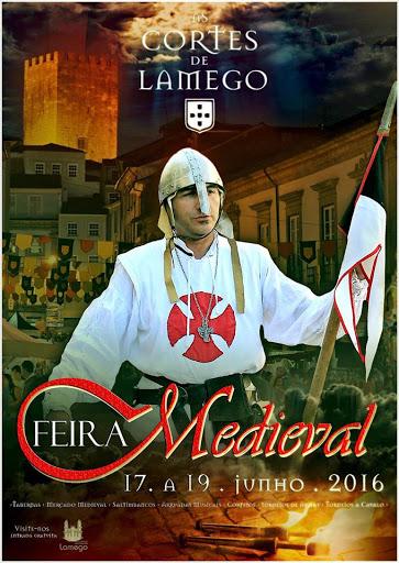 Feira Medieval de Lamego com programa de animação reforçado