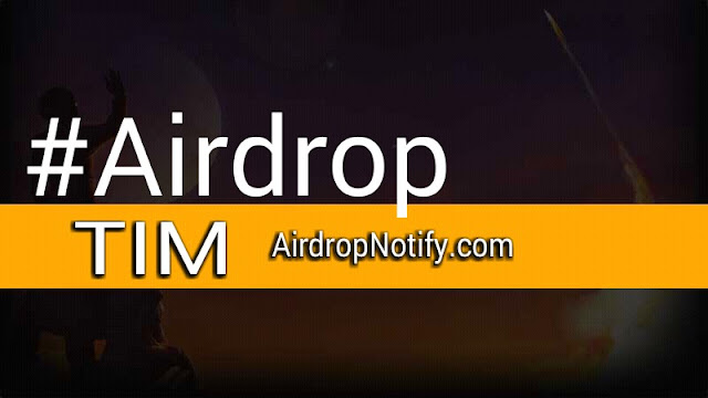 time crypto airdrop alert