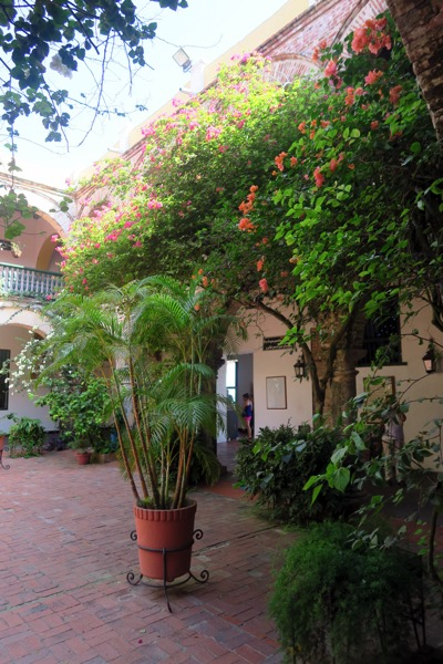 Monestary Courtyard 001