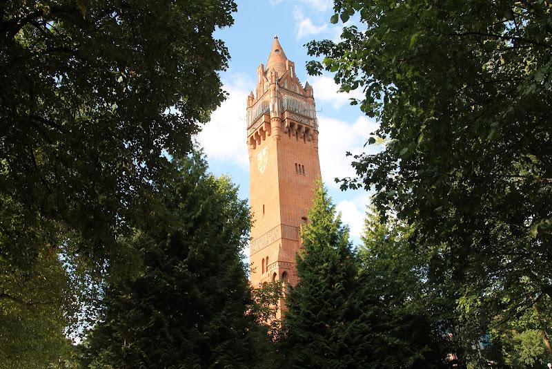 Der Berliner Grunewaldturm