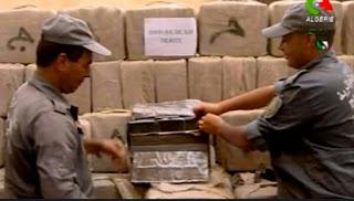 Sud-ouest : Plus de 1,24 tonne kif et 11.448 psychotropes saisis par les douaniers depuis janvier