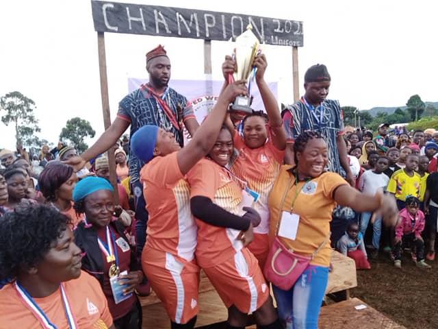UNIFORS plans to use Sport to unite Sop, eventually develop Ndu