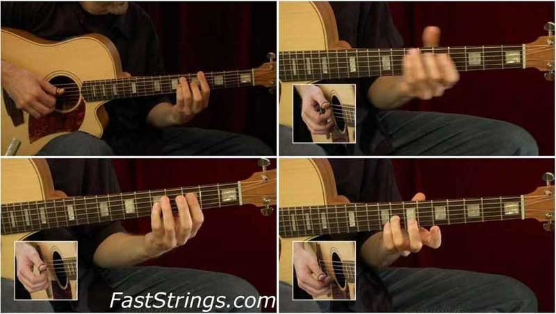 Adam Rafferty - Stevie Wonder: Solo Fingerstyle