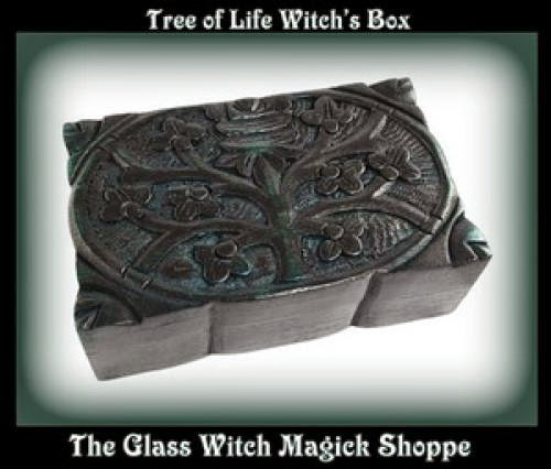 Tree Of Life Witchs Box 19 00