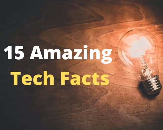 Top 15 Unknown Tech Facts in Hindi   Fun Facts