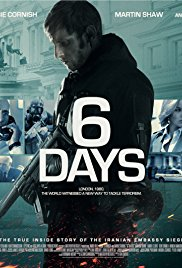 Download 6 Days (2017) Subtitle Indonesia