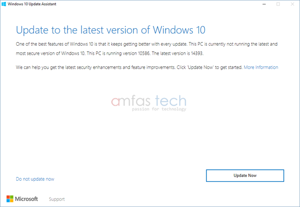 update-to-latest-version-of-windows10