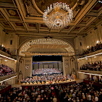 The May Festival at Music Hall in Cincinnati, May 17, 2014. Mahler, Symphony No. 8, James Conlon conducting (photo by Philip Groshong)
