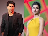 New Upcoming movie Varun Dhawan, Deepike Padukone Next movie poster