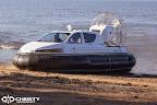 Судно на воздушной подушке Christy 6183 - Ходовые испытания | фото №21