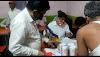 कासिम बाजार मनोज मीट की दुकान पर खाद  विभाग की छापा में मसाला हुआ जब्त......