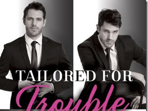Review: Tailored for Trouble (Happy Pants #1) by Mimi Jean Pamfiloff