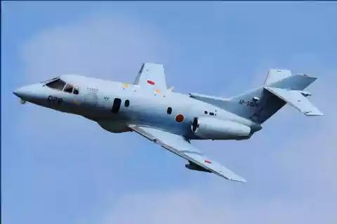 Jet U-125 Militer Milik Jepang Hilang, 6 Penumpang Belum Ditemukan !