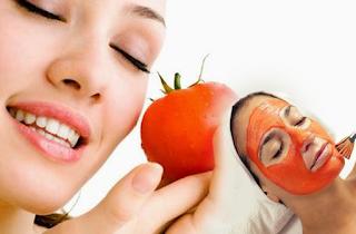 Cara Mengatasi Kulit Wajah Berminyak Menggunakan Tomat