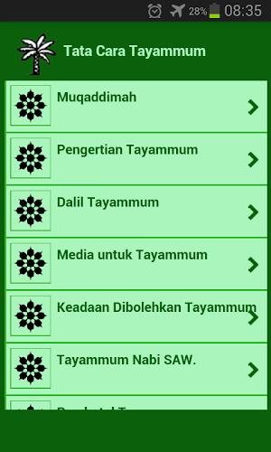 Download Tata Cara Tayammum Apk Latest Version App By Syaban