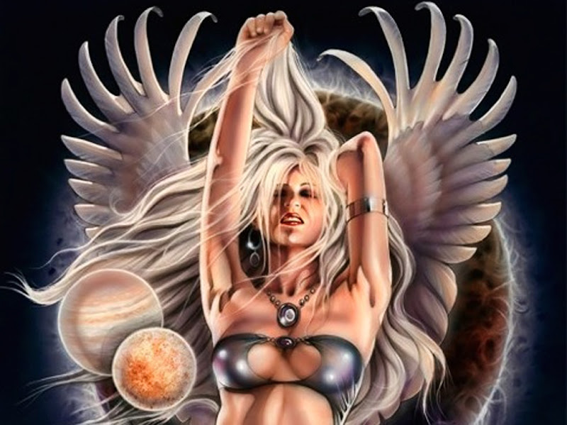 White Angry Angel, Angels 3