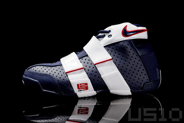 Coming Soon Nike LeBron Soldier 10 USA Basketball