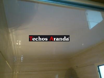 Precio empresa techos aluminio Madrid