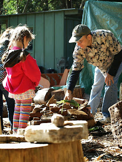 Blake Garden Zach Pine works with Amy Nana