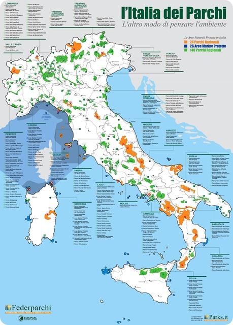 parchi-italiani-map