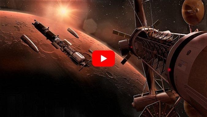 NASA destruiu provas de vida em Marte há 40 anos
