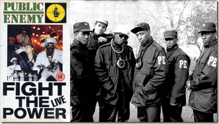 Public Enemy Fight the power live
