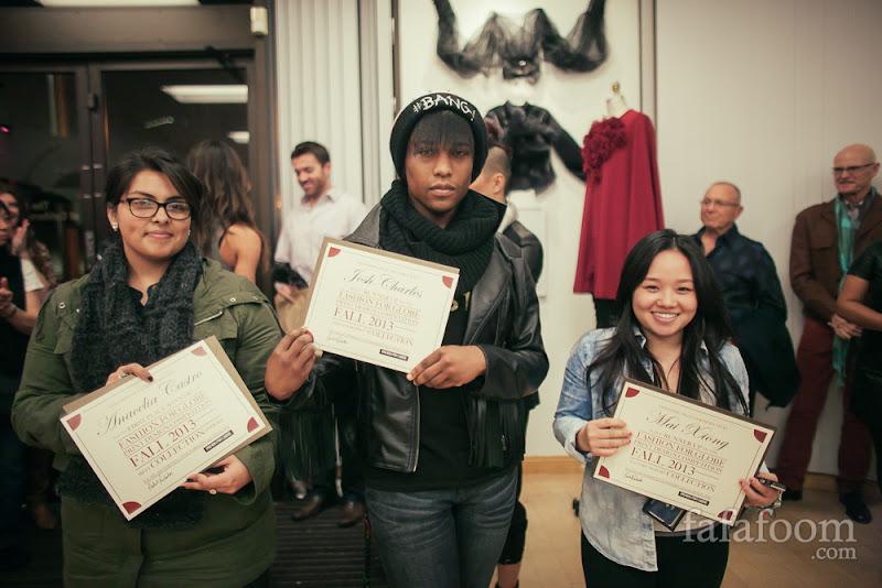 Anacelia Castro, Josh Charles, and Mai Xiong