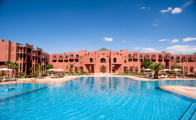 Palm Plaza Hotel & Spa Marrakech