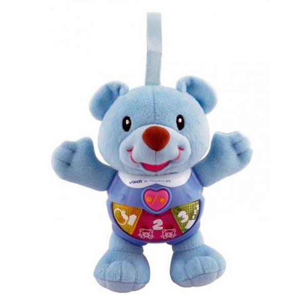 Gấu phát nhạc Vtech Little Singing Alfie