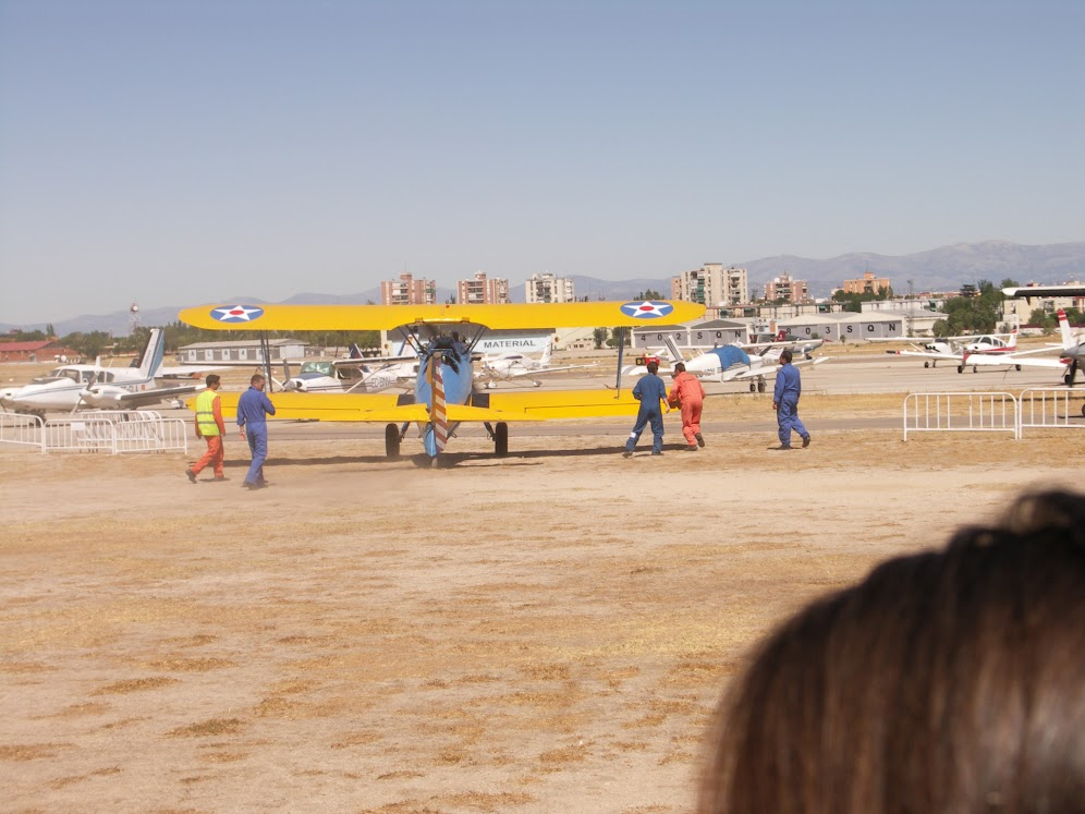 """Exhibición aerea de la Fundación """"Infante de Orleans"""". PICT0428"""