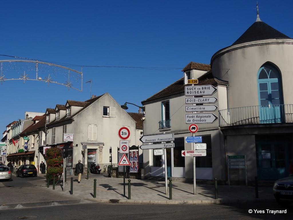 Restaurant Rue De Paris Boissy Saint Leger