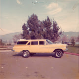 My 59 Chevy wagon, my father found it for me in 1972, 375.00! fun but the 283 was gutless.