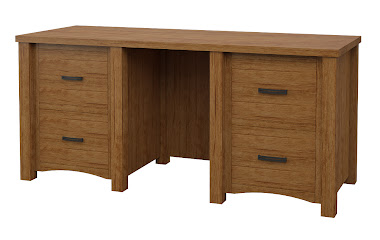 Dakota Executive Desk