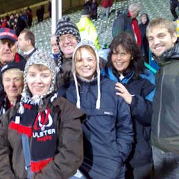Ulster v Portugal, 13th November 2008