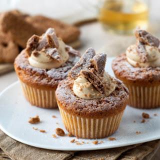 Speculaas Cupcake