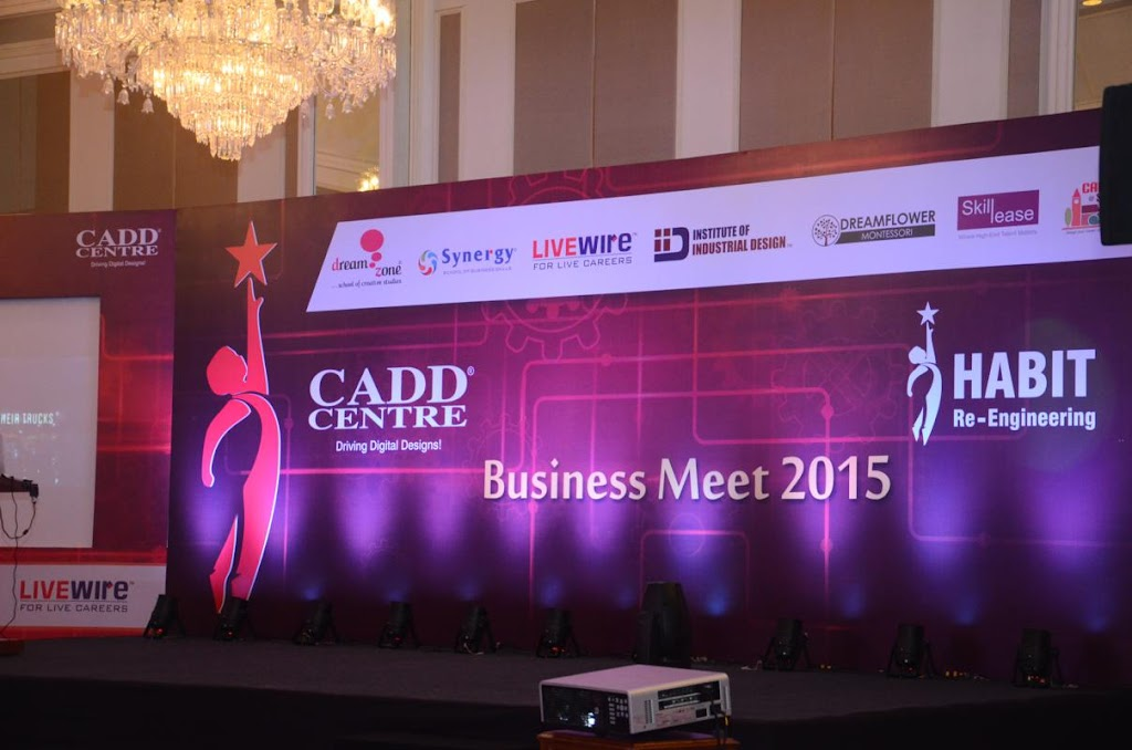 CAD Centre - Business Meet 2015 - 9